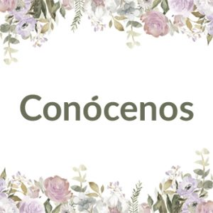 Conócenos